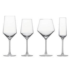 Asztali kristálypoharak