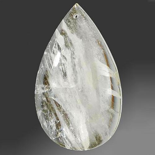 Hegyi kristály kristályfüggők